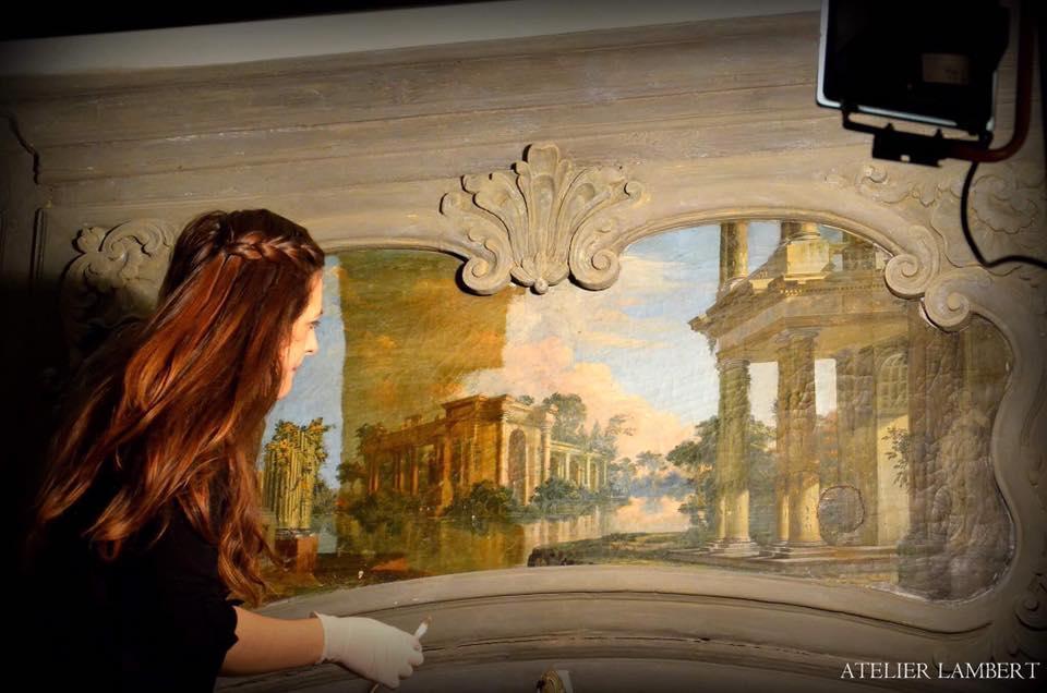 Image de couverture de l'article: Des décors italiens conservés à Bourges
