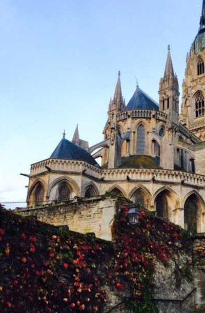 Photo de la cathédrale de Bayeux